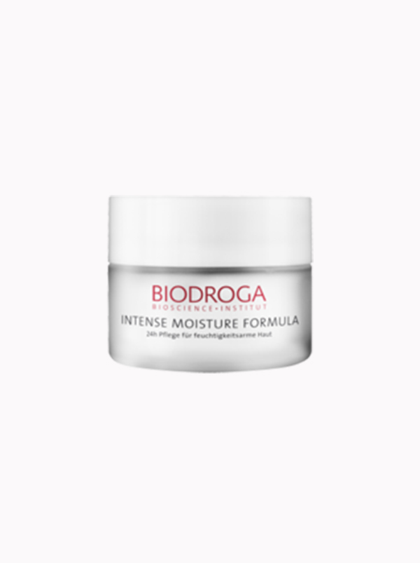 24h Care for moisture- deficient skin